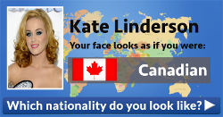 Which nationality do U look like?